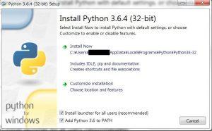 Python とDjango の環境と基礎を勉強してみる