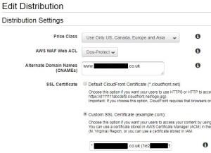AWSのCloudFrontでS3,EC2,API GatewayをPath Patternで分けて一つの独自ドメイン(HTTPS)に纏める