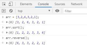ChromeのJSコンソールが便利です