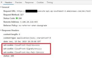 API Gateway+LambdaでヘッダにSet-Cookieを複数設定する方法