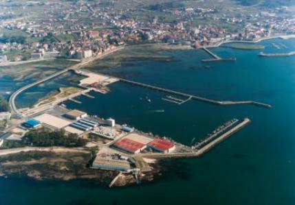 Puerto Tragove Cambados