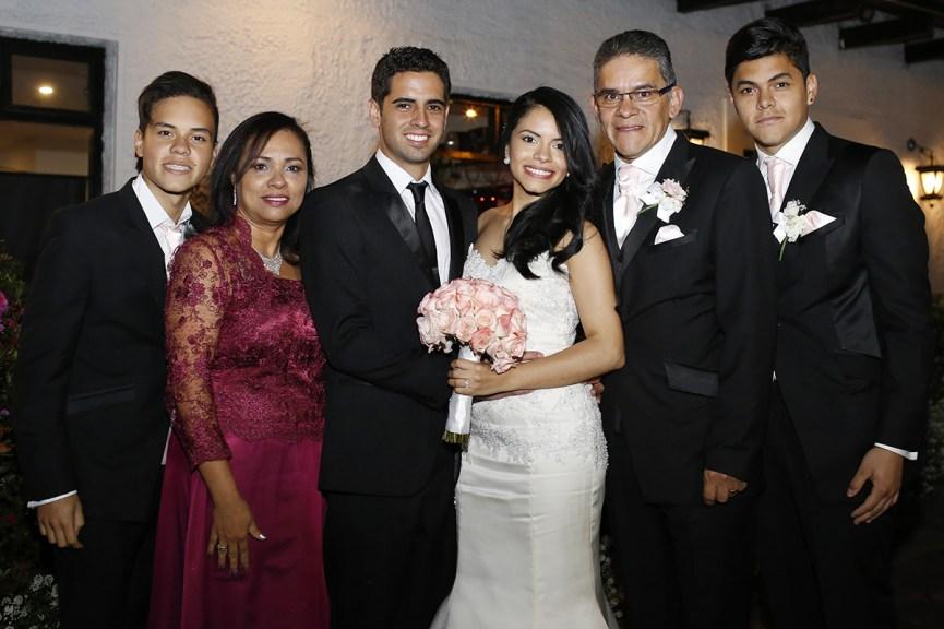 Familia Huertas
