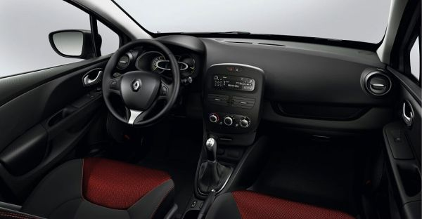 Interni Renault Clio