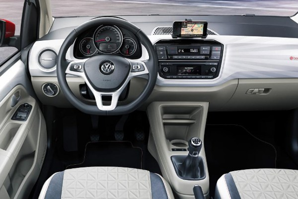 Volkswagen up interno
