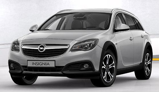 Opel Insigna: Modelli Sport Tourer e 4×4 a Confronto