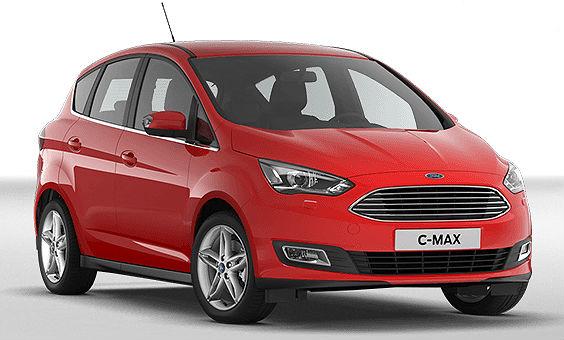 Ford C Max: Le versioni Titanium, Plus e Titanium x a Confronto