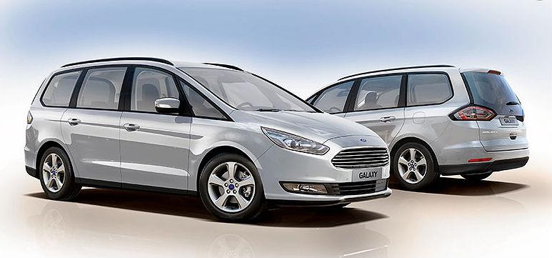 Ford Galaxy e Ford S-Max: motori, equipaggiamenti e dimensioni a confronto