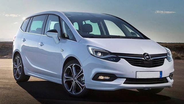 Nuova Zafira: il monovolume 7 posti di casa Opel modelli a Confronto