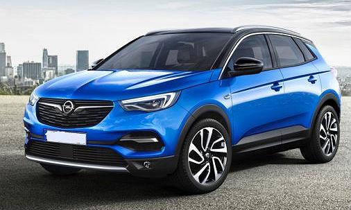 Opel Crossland x e Grandland x: Suv tedeschi a Confronto