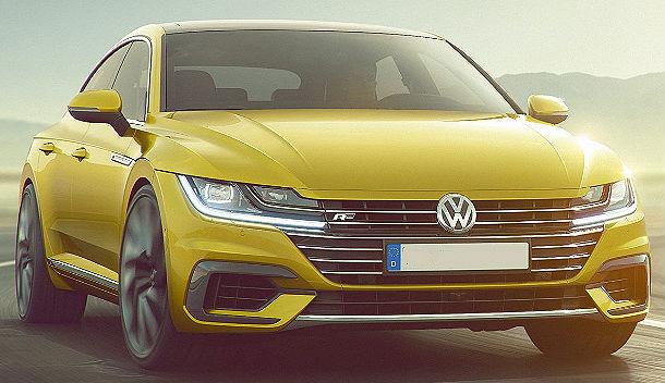 Nuova Volkswagen Arteon e Fordmustang a Confronto