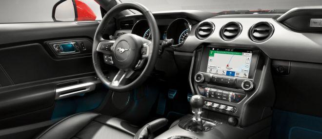 Ford Mustang interni