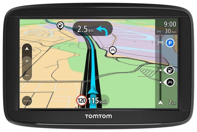 Navigatore auto tomtom