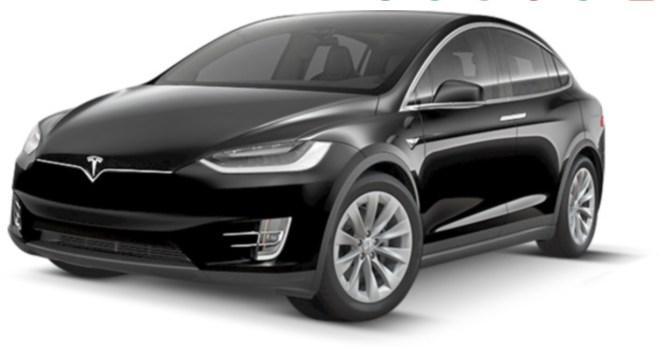modelli Tesla X
