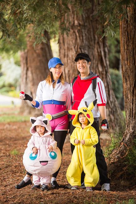 Pokemon Go Holiday Card