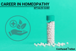 Career in homeopathy