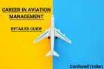 career in aviation management
