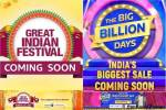 Top 11 Flipkart Big Billion Days And Amazon Great Indian Festival offers 2020 That You Don't Want To Miss