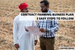 contract farming business plan