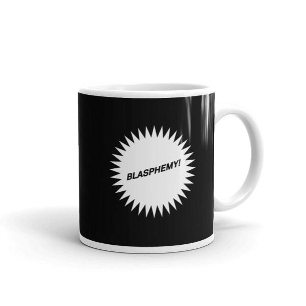 Confusianity •  Blasphemy (Mug)