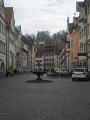 Marktgasse from the other end
