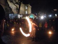 Fire show 2