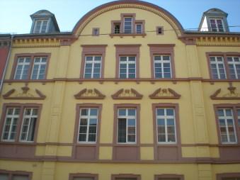 A building in Sophienstraße