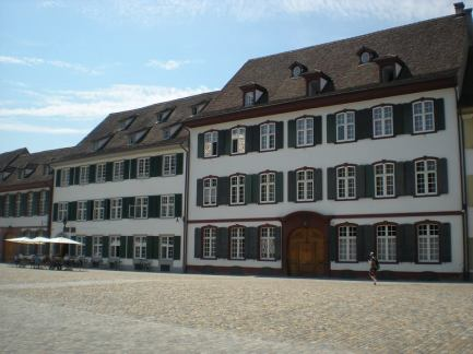 Münsterplatz/Cathedral Square