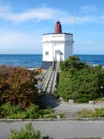 Stirling Point lighthouse