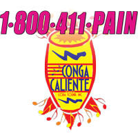 1-800-411-PAIN Presents 14th Annual Conga Caliente