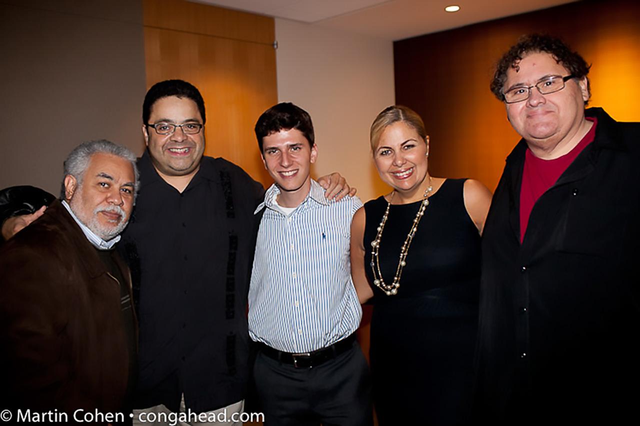 Recording Academy Latin Advisory Committee Reception
