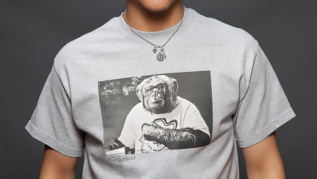 Mr. Jiggs T Shirt