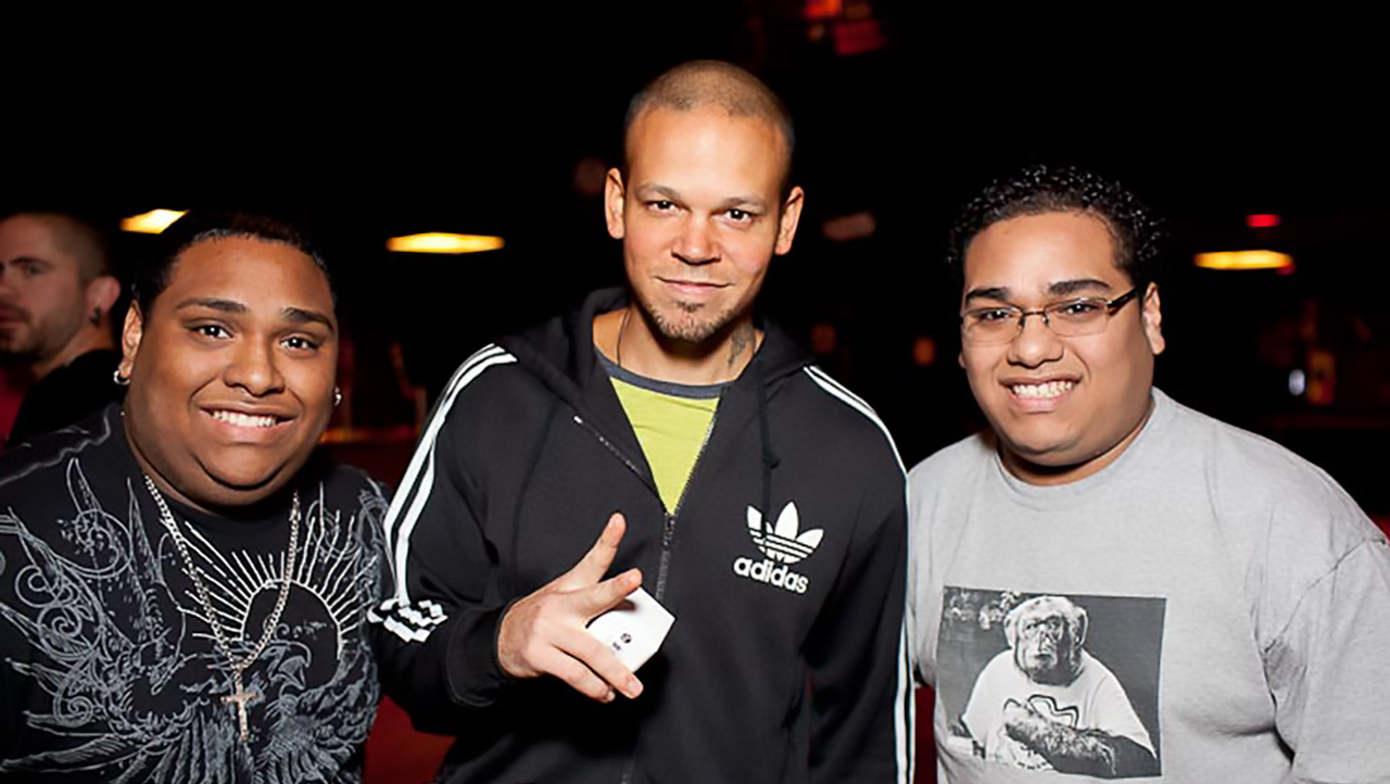 Calle 13 at Irving Plaza