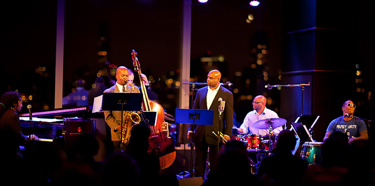 Elio Villafranca at Dizzy's Club Coca Cola.  October 3, 2011