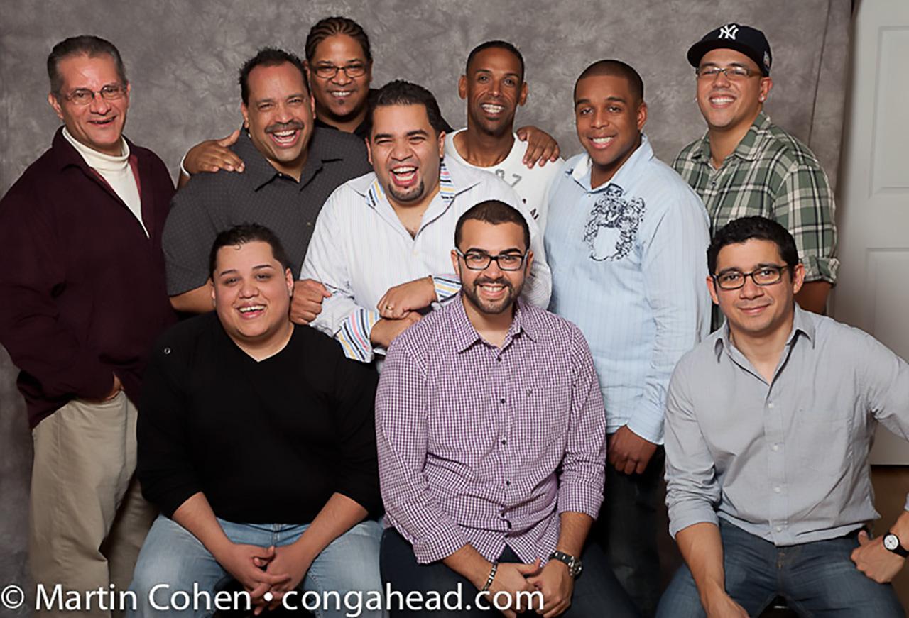 Puchi Colon video session.  November 16, 2011
