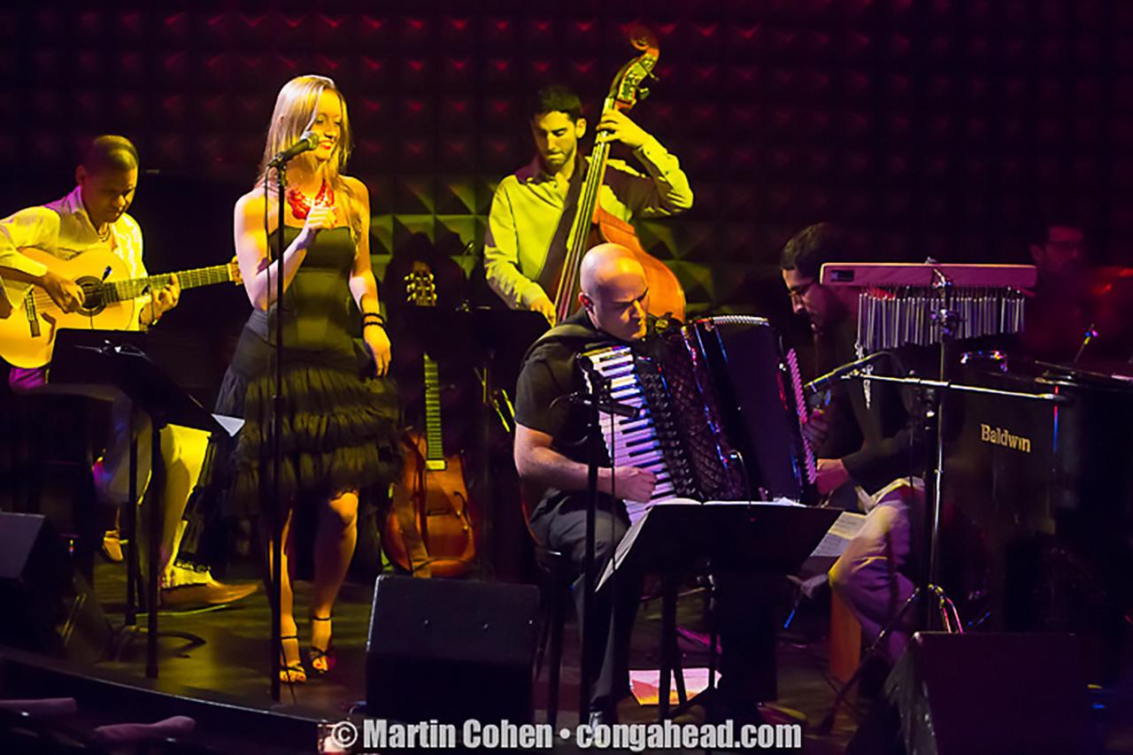 Tangolando with Paulina Fain.  August 23, 2012