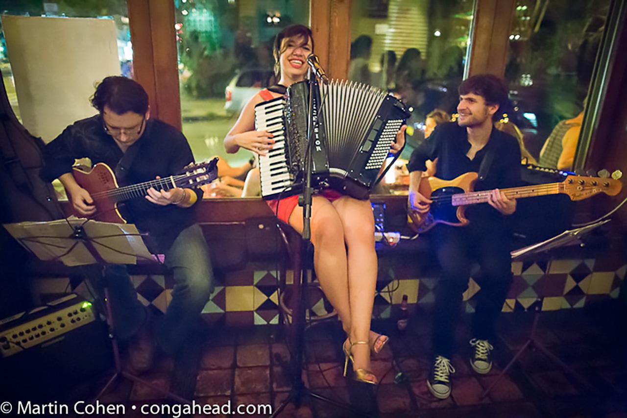 Banda Magda at Experanto, NYC.  August 2, 2012
