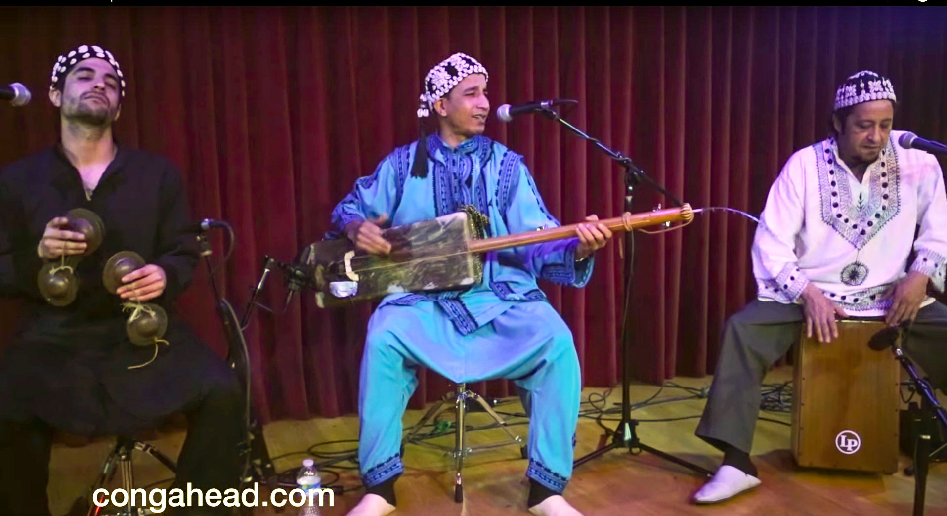 Gnawa Boussou Music.  May 25, 22013