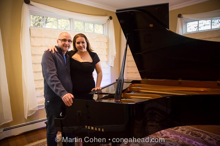 Joe Vasko and Ariacne Trujillo Durand