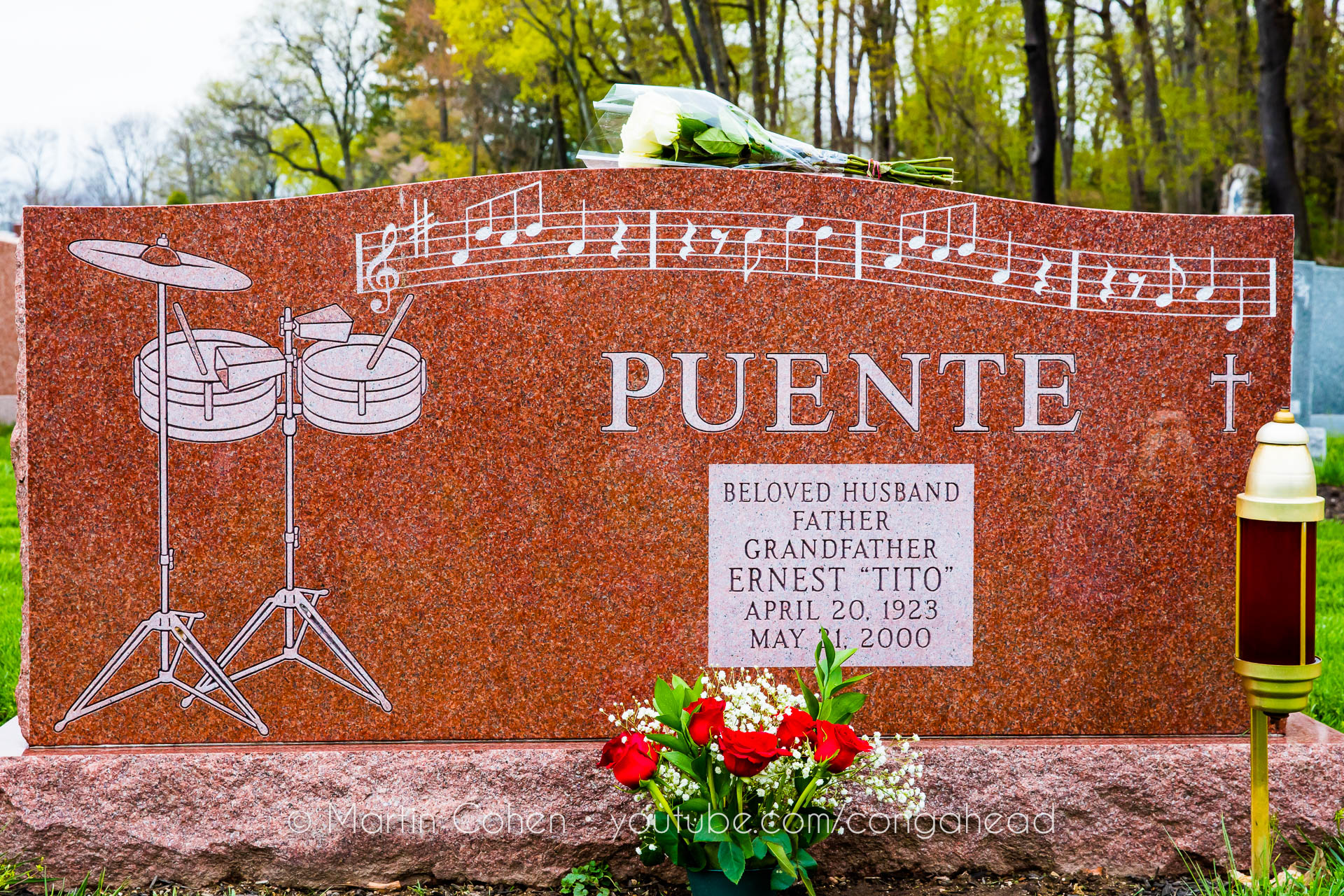Tito Puente's 94th Birthday