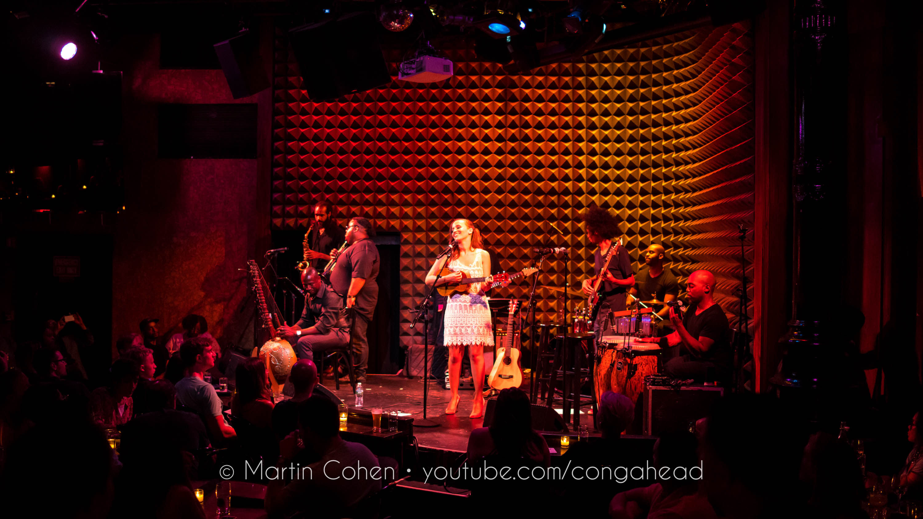 Rachel Brown at Joe's Pub