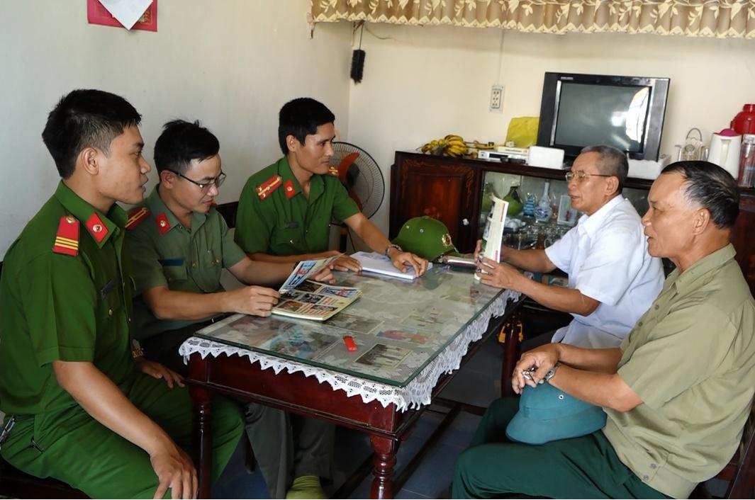 Tuyên truyền đấu tranh, phòng chống tội phạm tại địa bàn cơ sở ở Thị xã Ba Đồn