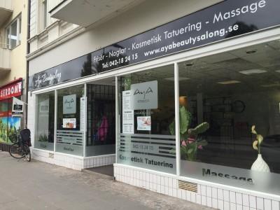 aya beauty salon helsingborg