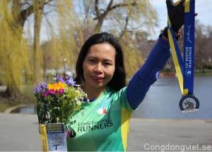 Trang Hạ - một trong 50 phụ nữ có ảnh hưởng xã hội của Việt Nam 2017 do Forbes bình chọn.