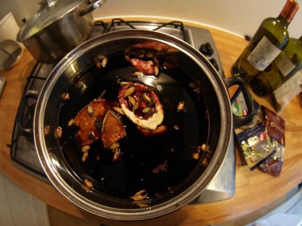 Cách nấu glögg