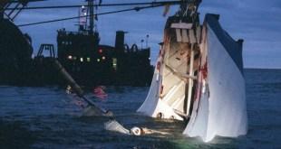 Trục vớt phà chìm