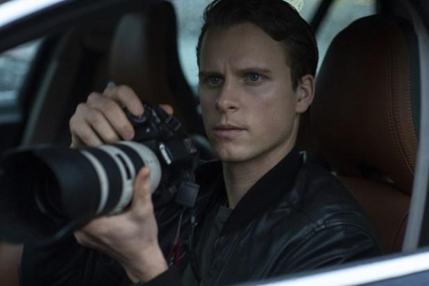 Adam Pålsson diễn viên trong vai cảnh sát Wallander