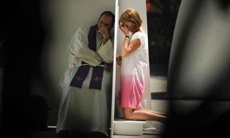 Tại sao phải xưng tội với một Linh mục 3