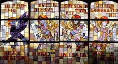 Phúc âm Chúa Giêsu và những biểu tượng