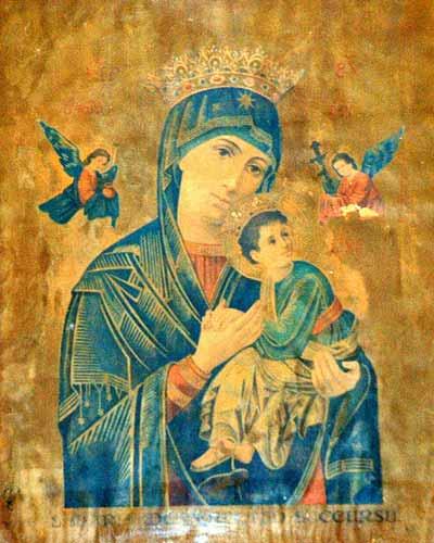 Vài nét lịch sử bức Linh Ảnh Đức Mẹ Hằng Cứu Giúp La Mã - Bến Tre