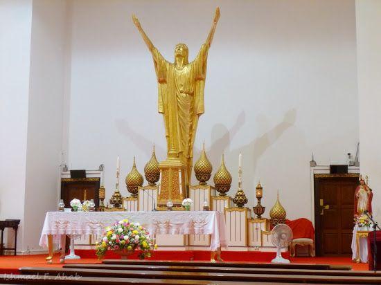"""Kitô giáo: """"cuộc cách mạng"""" cho người dân tộc ở Thái Lan"""